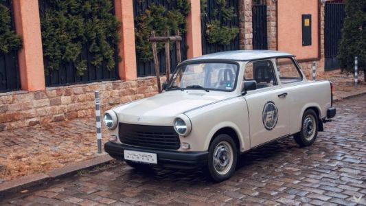 Often-Weird Tuner Vilner Actually Made a Pretty Charming Trabant