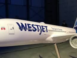 WestJet unveils global future, new brand image