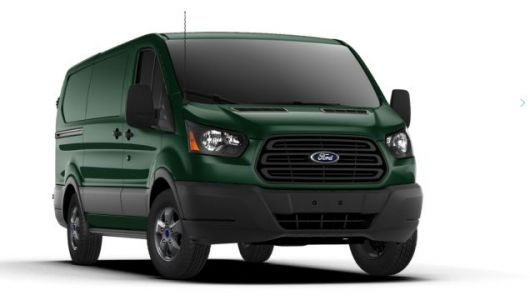 Ford Is Selling A New Supervan And They Aren't Even Making A Big Deal About It