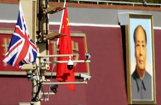 Britain warns it citizens of risk of arbitrary detention in China