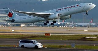 Air Canada, Air China sign deal to expand cooperation