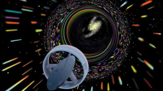 Scientists: Wormhole Space Travel Is Possible, Just Really Really Slow