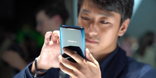 Chinese smartphone company Oppo just revealed a Lamborghini edition phone that costs nearly $2,000