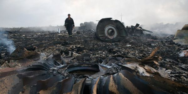 State Department deletes a statement condemning Russia over MH17 downing right after Trump's Putin summit