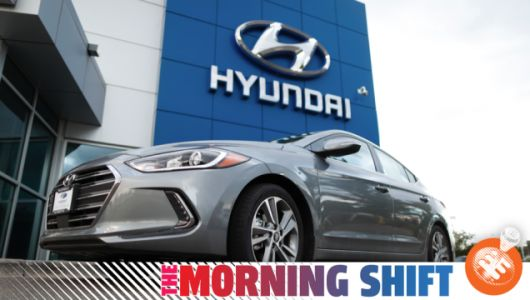 Hyundai Sure Is Happy Ford And GM Stopped Making Cars