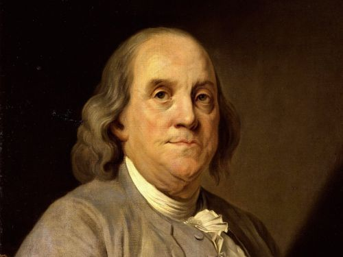 I spent a week following Benjamin Franklin's daily routine - 3 years later, there's an aspect of it that I still do every day