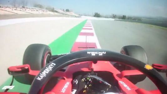 Formula One's New Aero Package Didn't Slow Them Down At All