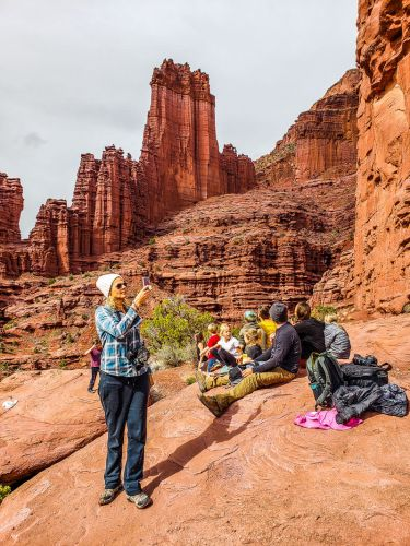 Week 19: Valley of the Gods and Moab, Utah