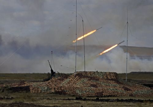 Russia rolled out some of its top weapons during war games with China - here's what they brought to the show