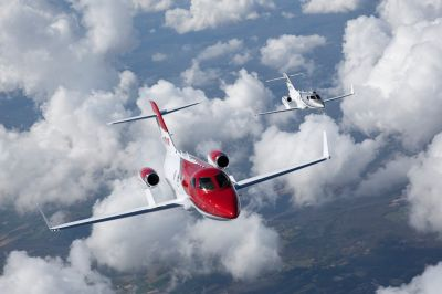 Honda's first ever, $4.5 million jet has some impressive features