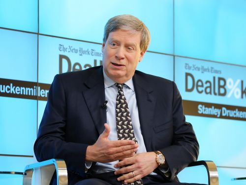 STANLEY DRUCKENMILLER: It's time to give real capitalism a chance