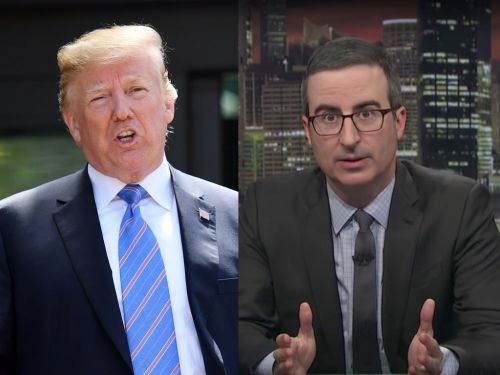 John Oliver offers a scathing take down of the Trump administration's religious justification for separating families at the border