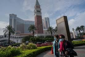 Macau casinos under pressure as China ban tourism after COVID-19 reappears