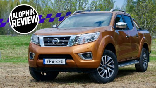 The Nissan Frontier Replacement You Can't Have in America Is a Solid Truck