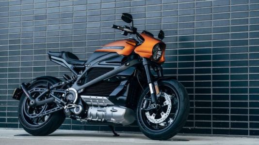The Harley-Davidson Livewire Is the Company's Electric Future