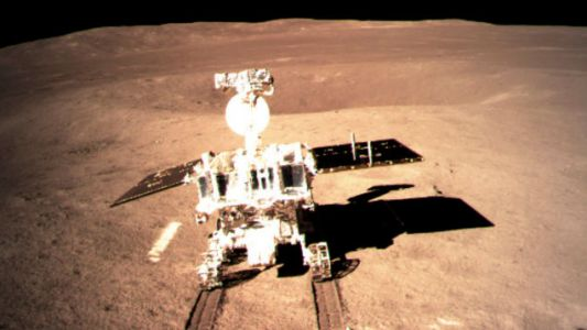 China Successfully Deploys Jade Rabbit 2 Rover on Moon's Far Side