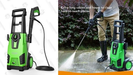 Anker, Uh, Makes a Pressure Washer Now, and It's $40 Off