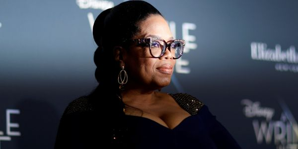Oprah is hitting the campaign trail for Stacey Abrams in Georgia, where she could become the nation's first African-American woman governor