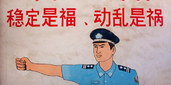 A Chinese landlord was arrested on terror charges for renting out his home to ethnic minority Muslims