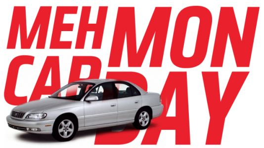 Meh Car Monday: Nobody Cares About The Cadillac Catera