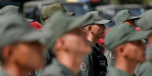 Venezuelan soldiers are increasingly deserting and rebelling as the presidential election nears