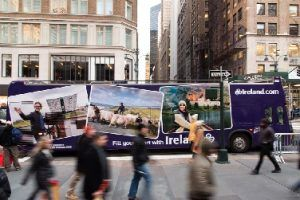 Millions of Americans will tune in to Ireland this week