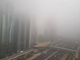 UAE issues weather warning as dust storm causes low visibility