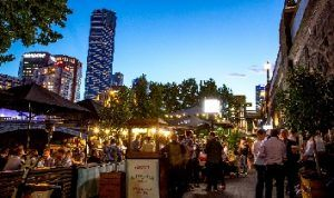 Business Events Inundate Melbourne During October