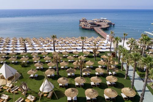 Titanic Mardan Palace: The Magnificence of the Mediterranean