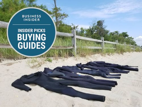 The best wetsuits you can buy