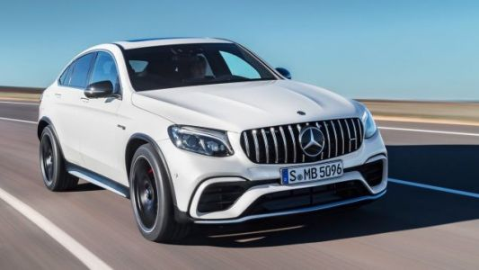 The Mercedes-AMG GLC 63 S Is Now The Fastest SUV Around The Nürburgring