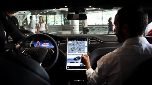 The Feds Want Tesla To Recall 158,000 Cars Because Touchscreen Failures
