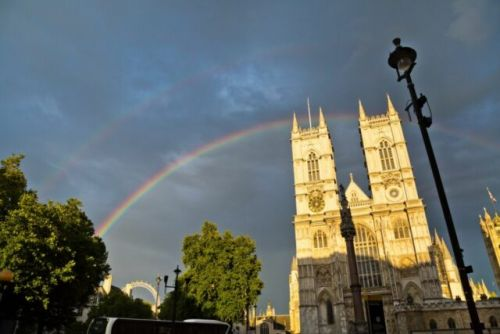 Daily Dose of Europe: Westminster Abbey - The National Soul of England