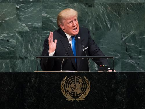 The United Nations braces for Donald Trump's second appearance - and he should prepare for blowback