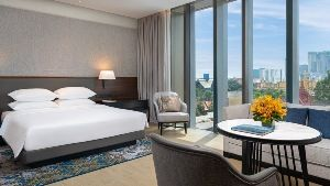 Salt Lake City convention hotel to welcome guests from fall 2022