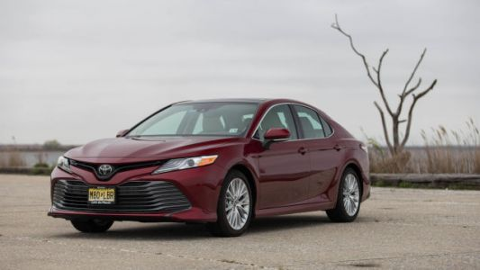 I Have a Complaint About the Toyota Camry and It's Super Petty