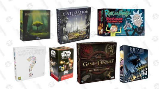 Freshen Up Your Board Game Collection With a Massive One-Day Amazon Sale