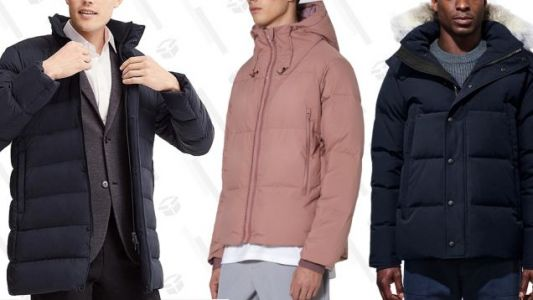The Best Down Jackets At Every Price Point
