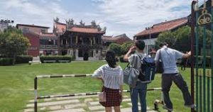 Malaysian heritage site turns to millennials as tourism drives out residents