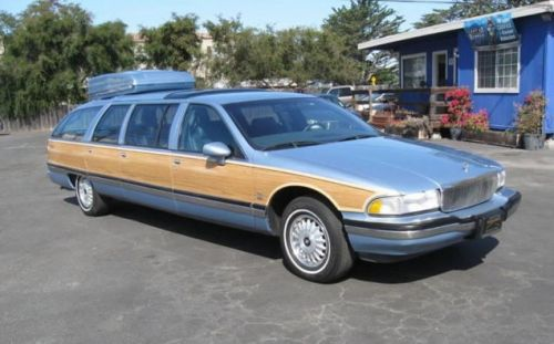 At $25,000, Could This Custom 1992 Buick Roadmaster Limo Get You to Go Long?