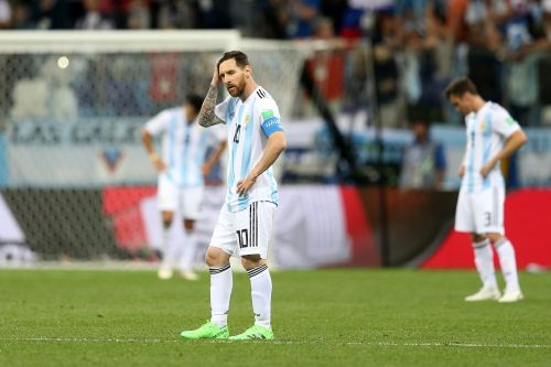 These 3 stats show how truly awful Lionel Messi was during Argentina's humiliating 3-0 loss to Croatia
