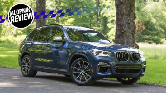 The 2018 BMW X3 M40i Makes the Crossover Apocalypse a Little More Tolerable