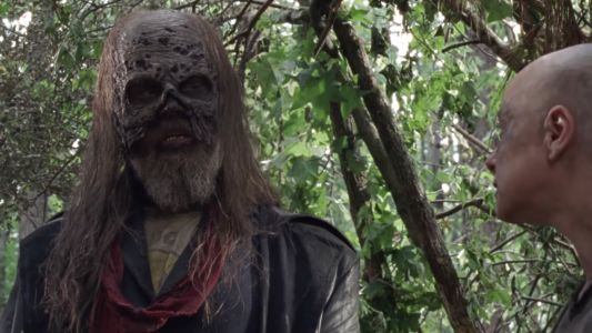 Ryan Hurst says Beta's outfit on 'The Walking Dead' has a lot of nods they 'stole from other characters on the show'