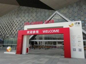 Record participation at second ITB China 2018 in Shanghai