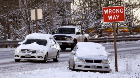 A Jalop Guide to Surviving Winter Driving