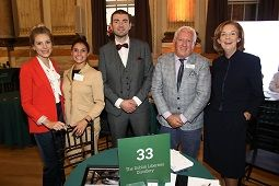 Tourism Minister Brendan Griffin attends 'Flavours of Ireland' event in London