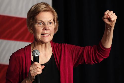 Elizabeth Warren pulled a ninja move to turn tech angst into a crackdown with real teeth, and tech is going to suffer even if she's not president
