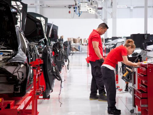 California regulators opened 2 new investigations into the safety at Tesla's factory in September
