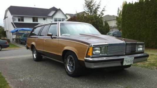 At $8,500, Could This 1981 Chevy Malibu Wagon Bring Home the Canadian Bacon?