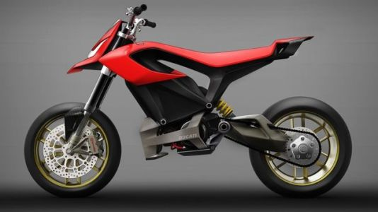 Ducati is Close to a Production Electric Bike
